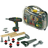klein BOSCH Cordless Screwdriver in a Case with Accessories