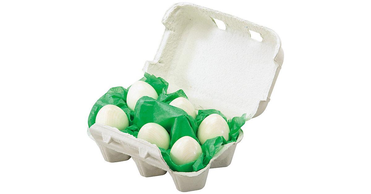 1368 6 Eier im Karton