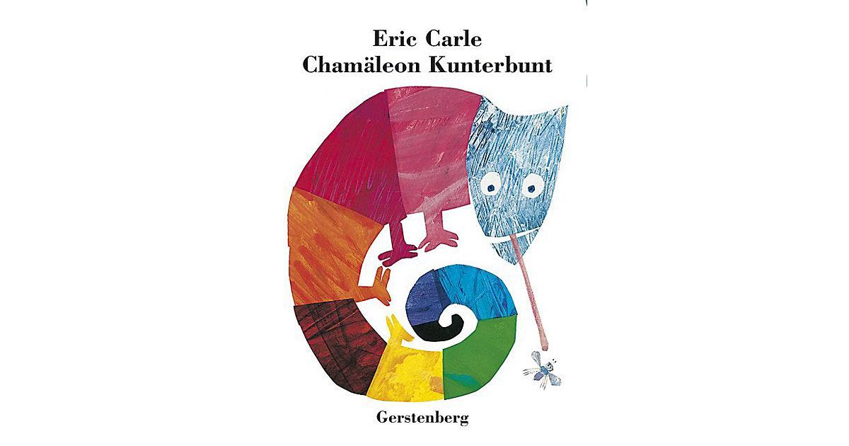 Buch - Chamäleon Kunterbunt