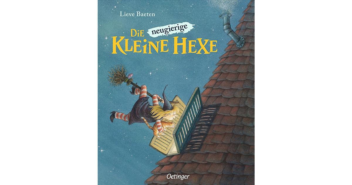 Buch - Die neugierige kleine Hexe
