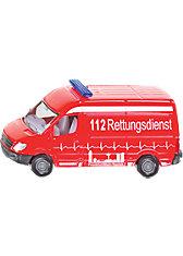 SIKU 0805 Krankenwagen