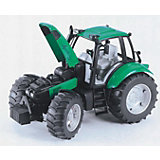 BRUDER 02070 TPS Deutz Tractor Agrotron 200