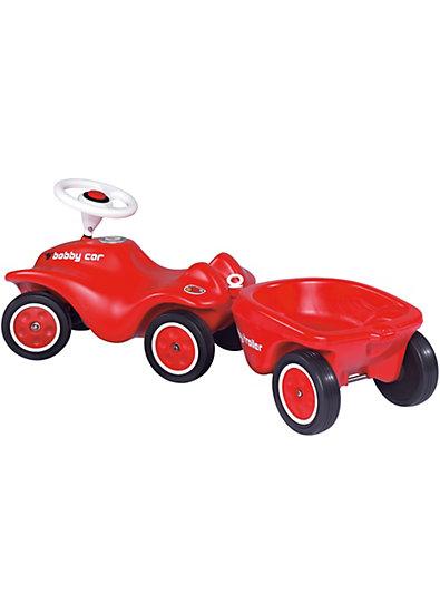 BIG Bobby Car Anhänger, rot