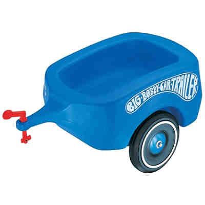 big bobby car anh nger blau bobby car mytoys. Black Bedroom Furniture Sets. Home Design Ideas