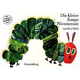Die kleine Raupe Nimmersatt - Spielbilderbuch, kleine Ausgabe