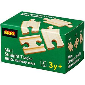 BRIO 33333 1/4 Straights