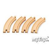 BRIO 33342 1/1 Curved Tracks