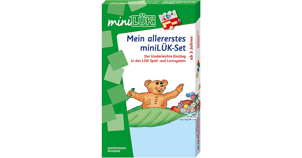 Buch - Mein allererstes miniLÜK Set