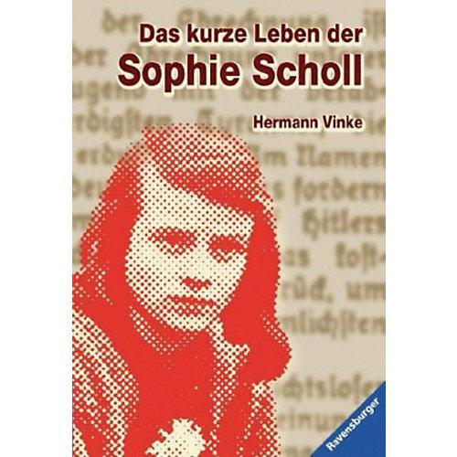 Buch - Das kurze Leben der Sophie Scholl