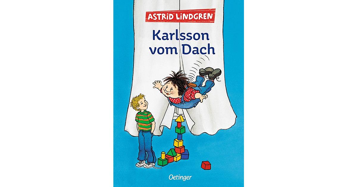 Buch - Karlsson vom Dach