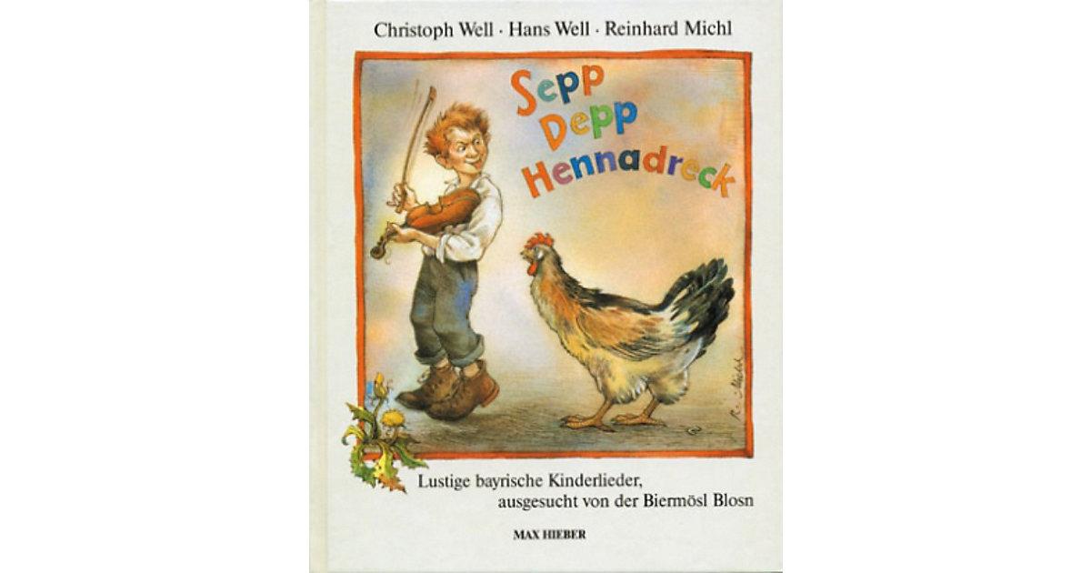 Buch - Sepp, Depp, Hennadreck