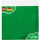 LEGO 2304 DUPLO: Large Building Base, Green (1 part)