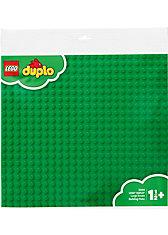 LEGO 2304 DUPLO: Große Bauplatte, grün (1Teil)