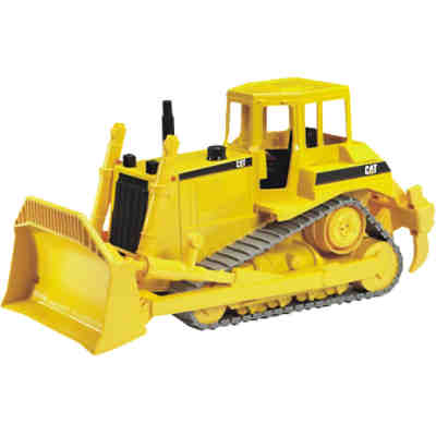 BRUDER 02422 TPS CAT Bulldozer