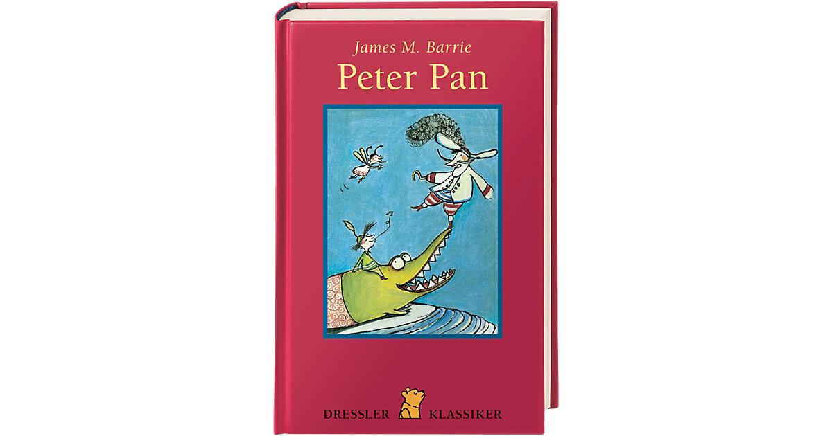 Buch - Peter Pan