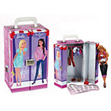 klein Barbie Clothes Case