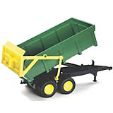 BRUDER 02210 TPS Tub Tipping Trailer with Automatic Tailgate