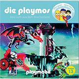 CD Die Playmos 13 - Das Licht aus dem Drachenland