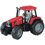 BRUDER 02090 TPS Case Tractor CVX 170