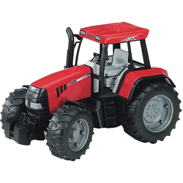 Bruder tps case traktor cvx mytoys