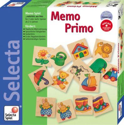 Selecta | Memo Primo