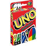 """Карточная игра """"Уно"""", Mattel Games"""