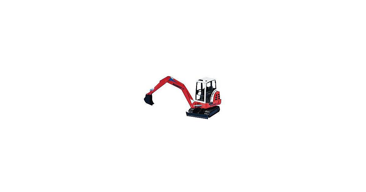BRUDER 02432 PS Schaeff Mini-Bagger HR 16