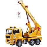 BRUDER 02754 TPS MAN Crane Truck