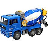BRUDER 02769 TPS MAN Concrete Mixer Truck