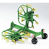 BRUDER 02216 PSL Krone Dual-Rotary Swath Windrower