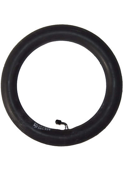 Schlauch für 12-Zoll-Reifen, schwarz