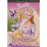 DVD Barbie als Rapunzel