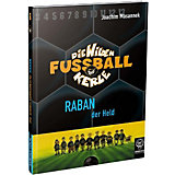 Die wilden Fußballkerle: Raban der Held (Buch)