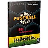 Die wilden Fußballkerle: Leon, der Slalomdribbler (Buch)