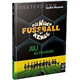 Die wilden Fußballkerle: Juli die Viererkette (Buch)