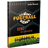 Die wilden Fußballkerle: Deniz die Lokomotive (Buch)