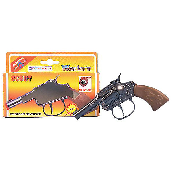 Western-Revolver Scout