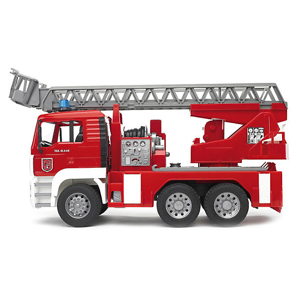 "Пожарная машина ""MAN"", Bruder"