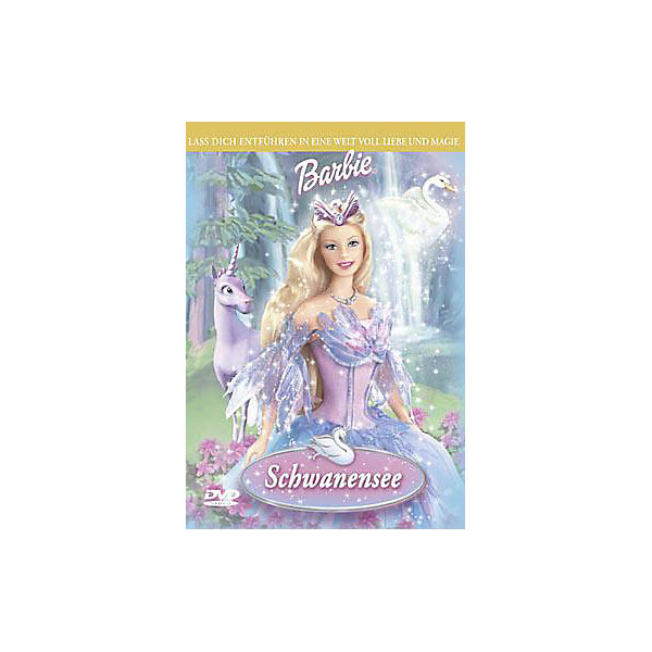 DVD Barbie in Schwanensee