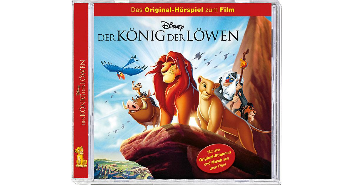 CD Der König der Löwen Hörbuch