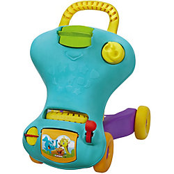 Ходунок-каталка 2 в 1 PLAYSKOOL, синий