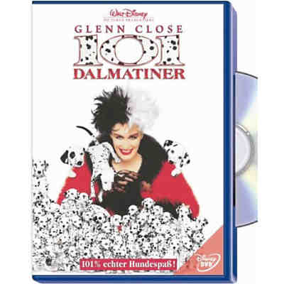 DVD Disneys 101 Dalmatiner (Realfilm)