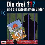 CD Die drei ??? 009 (rätselhafte Bilder)