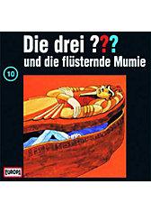 CD Die drei ??? 010 (flüsterne Mumie)