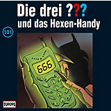 CD Die drei ??? 101 (das Hexen-Handy)