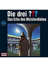 CD Die drei ??? 103 - Meisterdieb