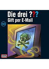 CD Die drei ??? 104 (Gift per Email)