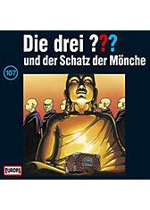 CD Die drei ??? 107 (Schatz der Mönche)