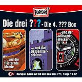 CD Die drei ??? 010-012: Box (Folge 10 - 12)