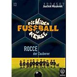 Die wilden Fußballkerle: Rocce der Zauberer (Buch)
